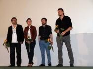 Jerzy Kapuściński, Anna Kazejak-Dawid, Tomasz Kozak, Marcin Wrona -National Competition Jury