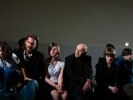 Q&A, od lewej: Marcin Krawczyk, Ewa Borysewicz, Mateusz Głowacki / fot. Małgorzata Flaka