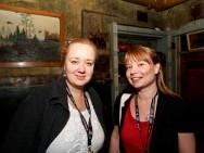 Katarzyna Wilk i Kira Jaaskelainen / fot. Tomasz Korczyński