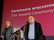 Srebrny Róg: Paweł Łoziński (Ojciec i syn), Marcel Łoziński (Ojciec i syn w podróży) / fot. T. Korczyński