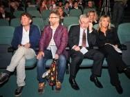 Kevin Macdonald, Piotr Metz, Mayor Jacek Majchrowski