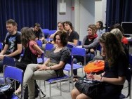 Documentary workshops at the 51st KFF