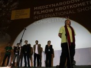 The Short Film Competition jury