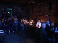 Chrząszcze band concert in Alchemia
