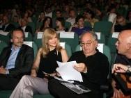 Grażyna Torbicka, Marian Marzyński and Nati Baratz