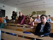 DOCS+SCIENCE screening at Aula Bogdanka (AGH) / phot. W. Sarnik