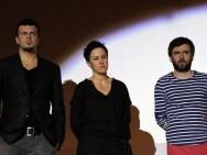 National Competition Jury: Marcin Wrona, Anna Kazejak & Tomasz Kozak