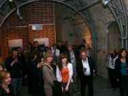 Piwnice w Międzynarodowym Centrum Kultury