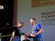 Maciej Stuhr and Ewan MacKinnon