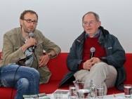 Meeting with Marcin Koszałka / photo T. Korczyński